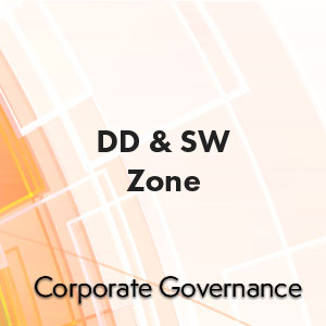 DD & SW Zone Corporate Governance Workshop - 10/05/17