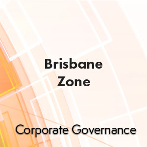 Brisbane Zone, Corporate Governance Workshop - 28/6/18